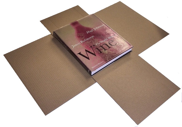 Book Mailer A2 3mm Thick 10 Pack 594x420x100mm Extra Large Books Prints 254 P